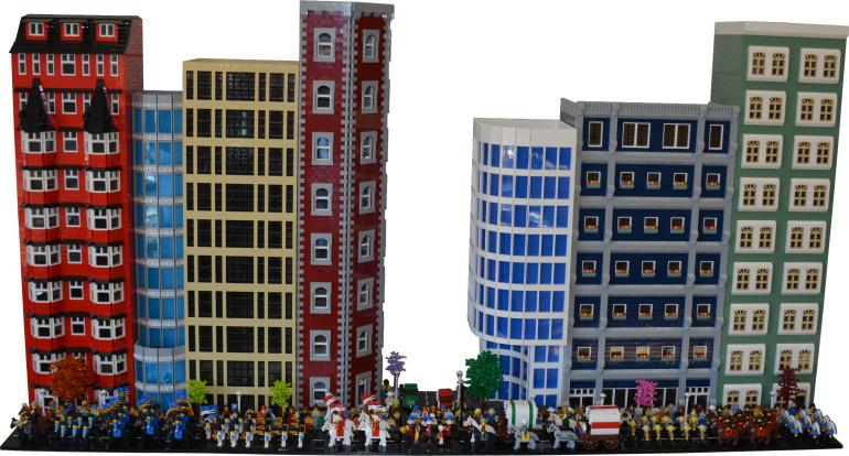 Ben's Bricks: Original LEGO(R) creations built in Calgary, Canada