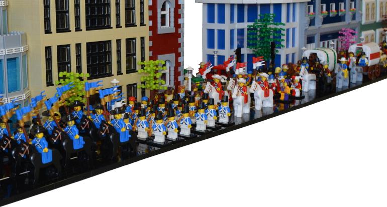 Ben's Bricks: Original LEGO(R) creations built in Calgary